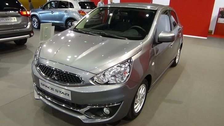 53 A Mitsubishi Space Star Facelift 2020 Price and Release date