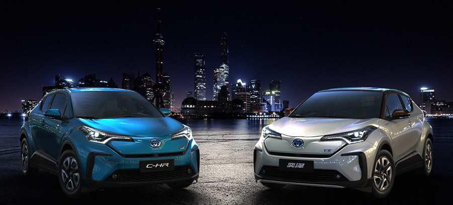 53 A Toyota Ev 2020 New Model And Performance