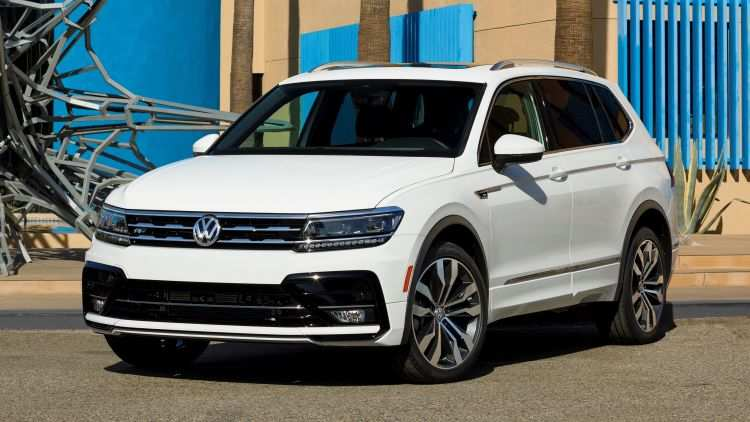53 New Volkswagen Tiguan 2020 Review