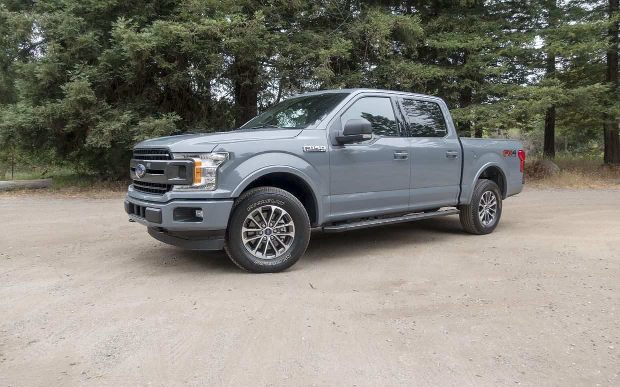 53 The Best 2020 Ford F 150 Trucks Exterior