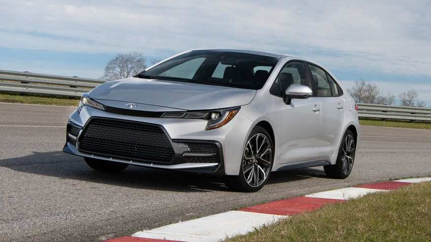 53 The Best Toyota Corolla 2020 Sedan Price
