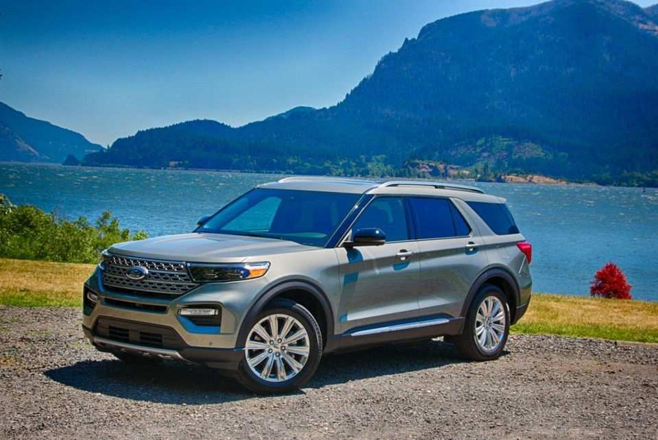 54 A 2020 Ford Explorer Hybrid Mpg Price Design and Review