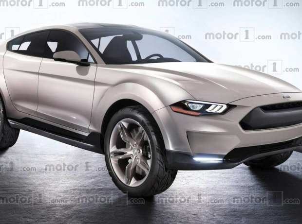 54 A Ford Mustang Suv 2020 Exterior And Interior