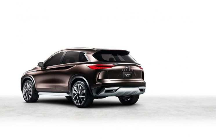 54 A The Infiniti Qx50 2019 Hybrid Concept Redesign and Concept