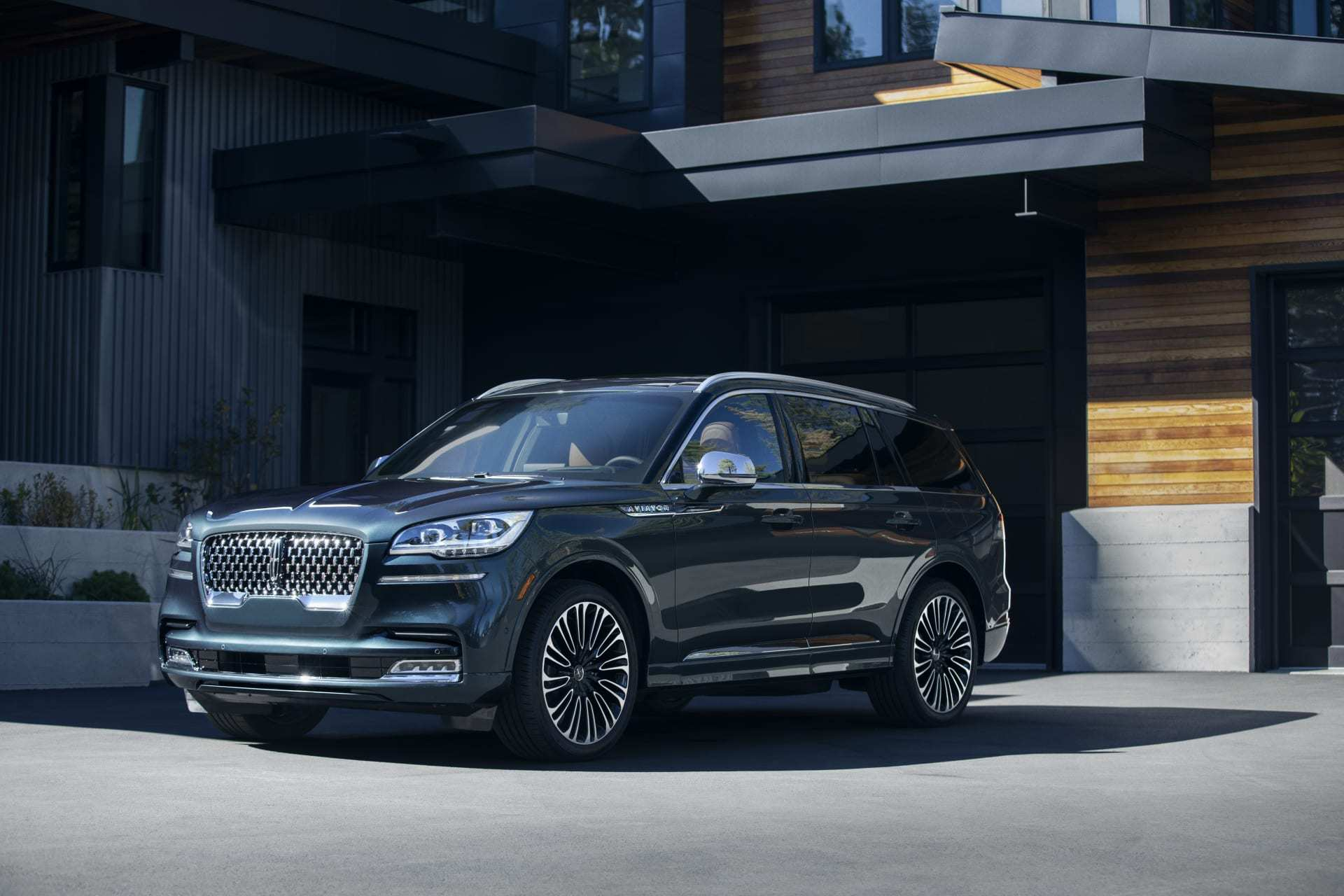 54 All New 2020 Lincoln Aviator Vs Volvo Xc90 New Concept