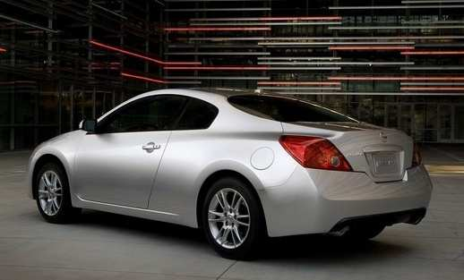 54 All New Nissan Altima Coupe 2017 Concept