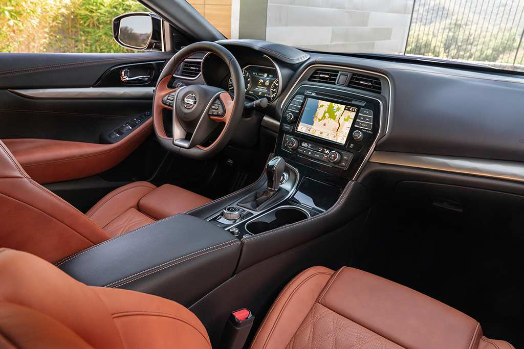 54 All New Nissan Altima Interior Redesign