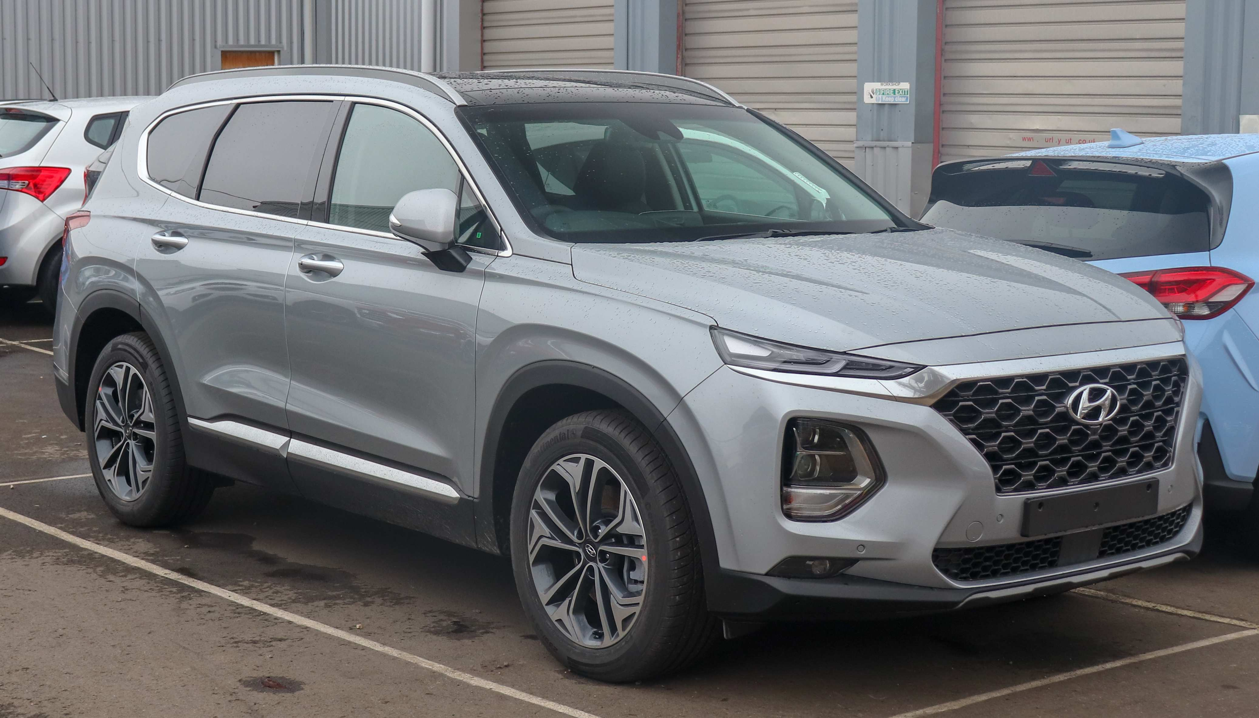 54 All New The Santa Fe Kia 2019 Rumors Rumors