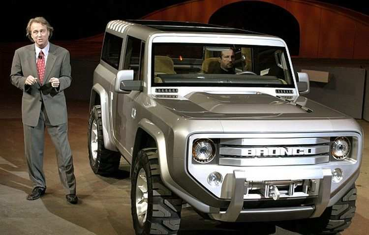 54 Best Dwayne Johnson Ford Bronco 2020 First Drive