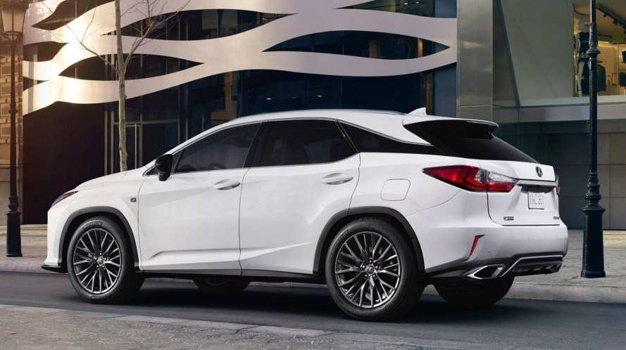 54 Best Lexus Nx 2020 Redesign Release Date And Concept