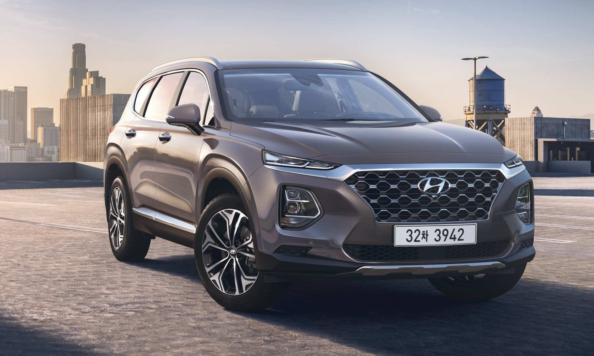 54 Best The Santa Fe Kia 2019 Rumors Speed Test
