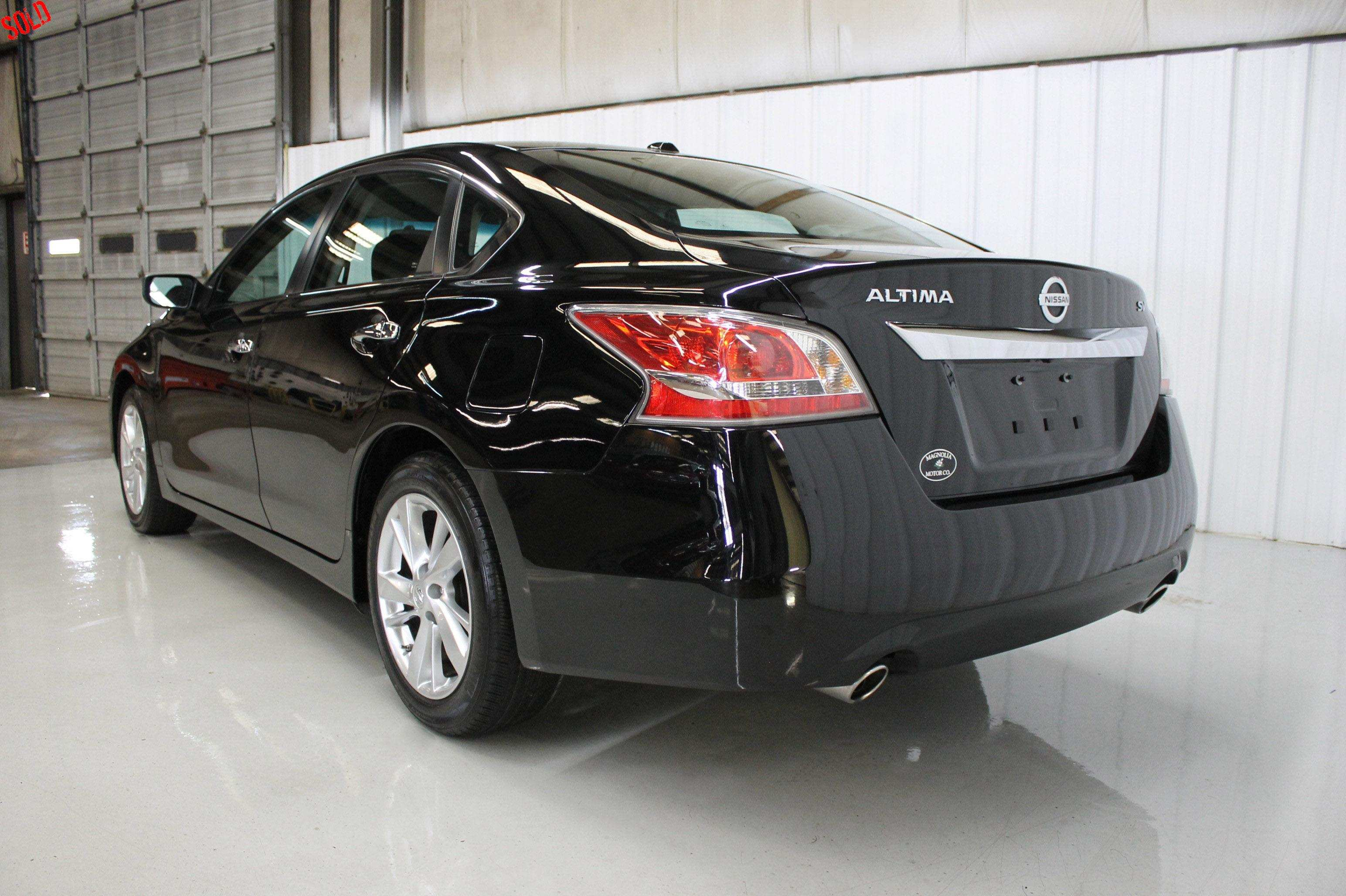 54 New 2015 Nissan Altima 2 5 Price