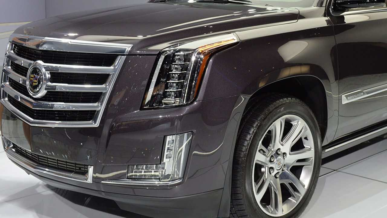 54 New Build 2020 Cadillac Escalade Rumors