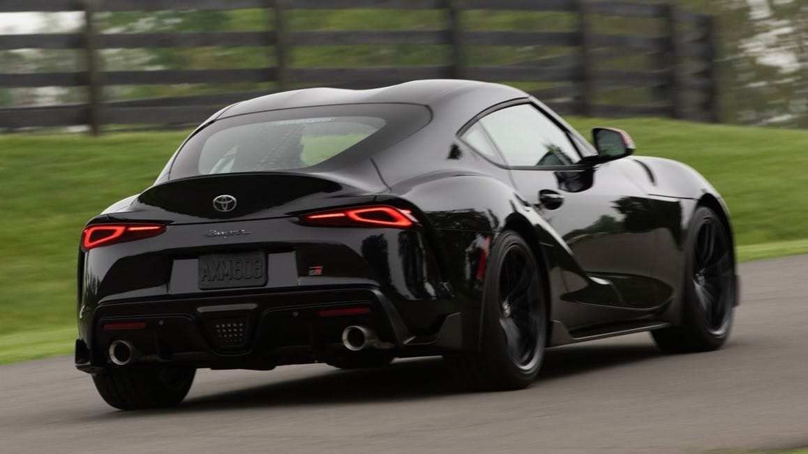 54 New Pictures Of The 2020 Toyota Supra Spesification