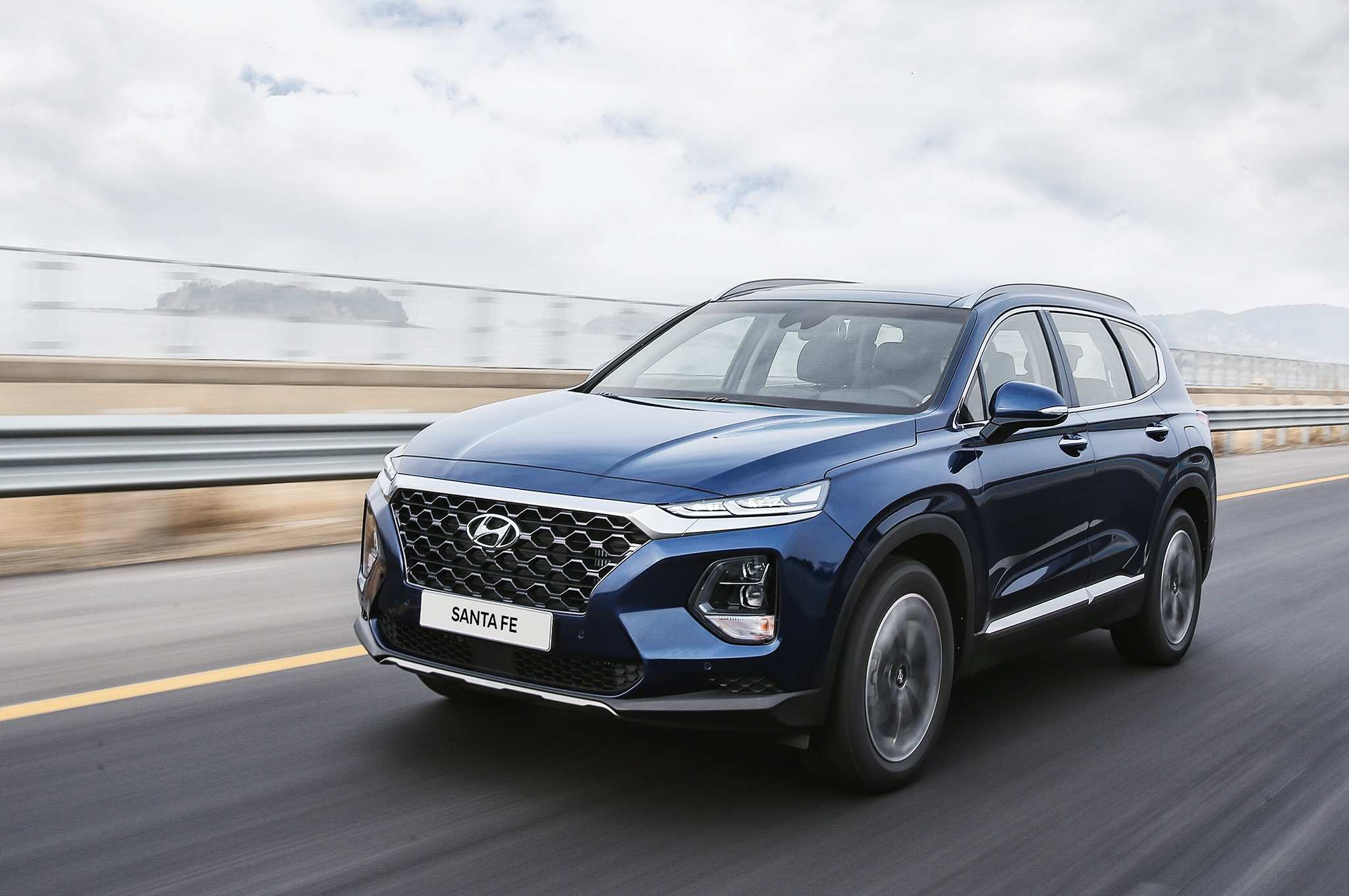 54 New The Santa Fe Kia 2019 Rumors Performance