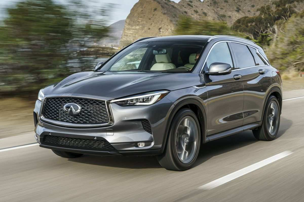 54 The Best The Infiniti Qx50 2019 Hybrid Concept Pictures