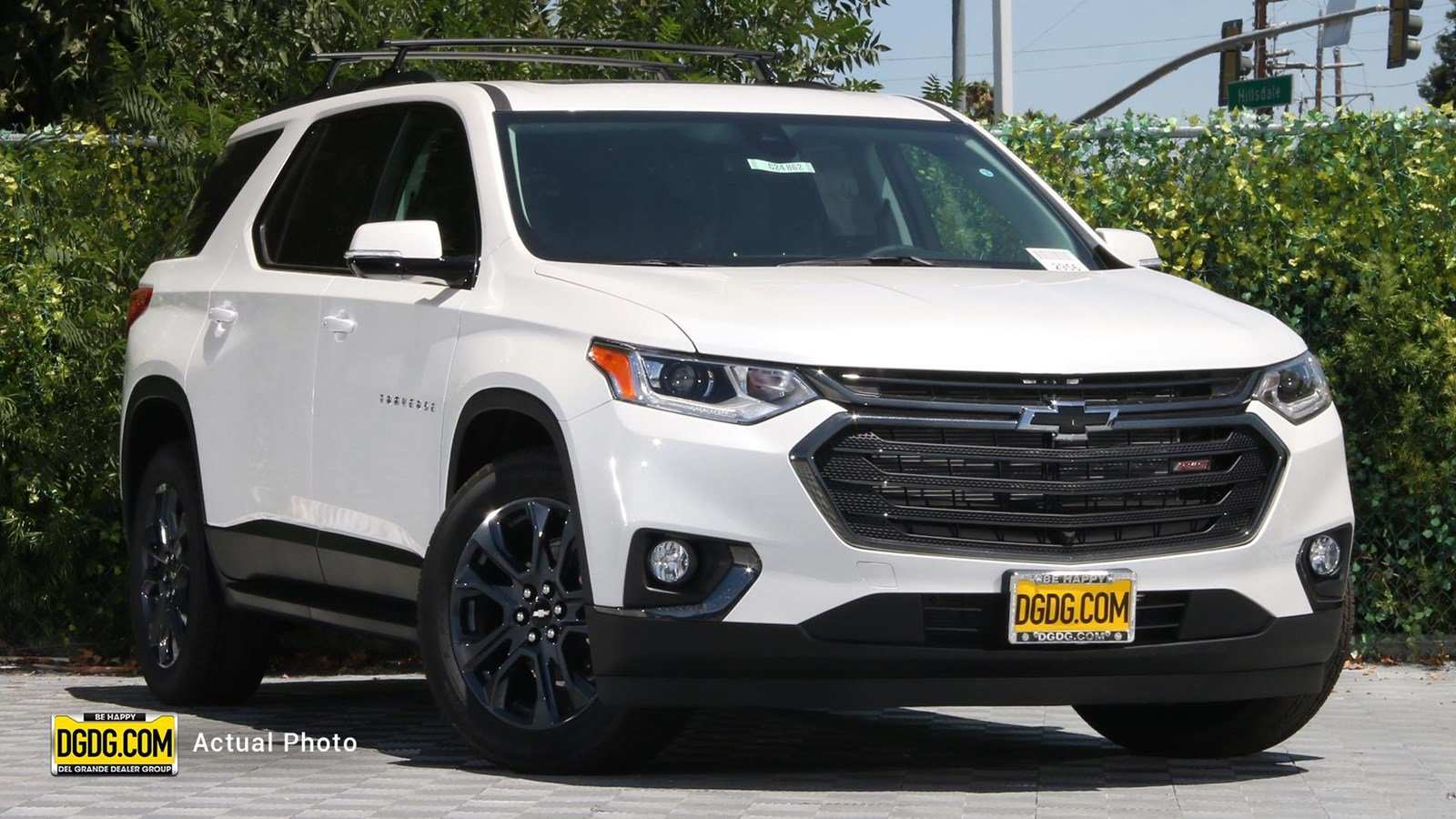 54 The Chevrolet Traverse 2020 Speed Test