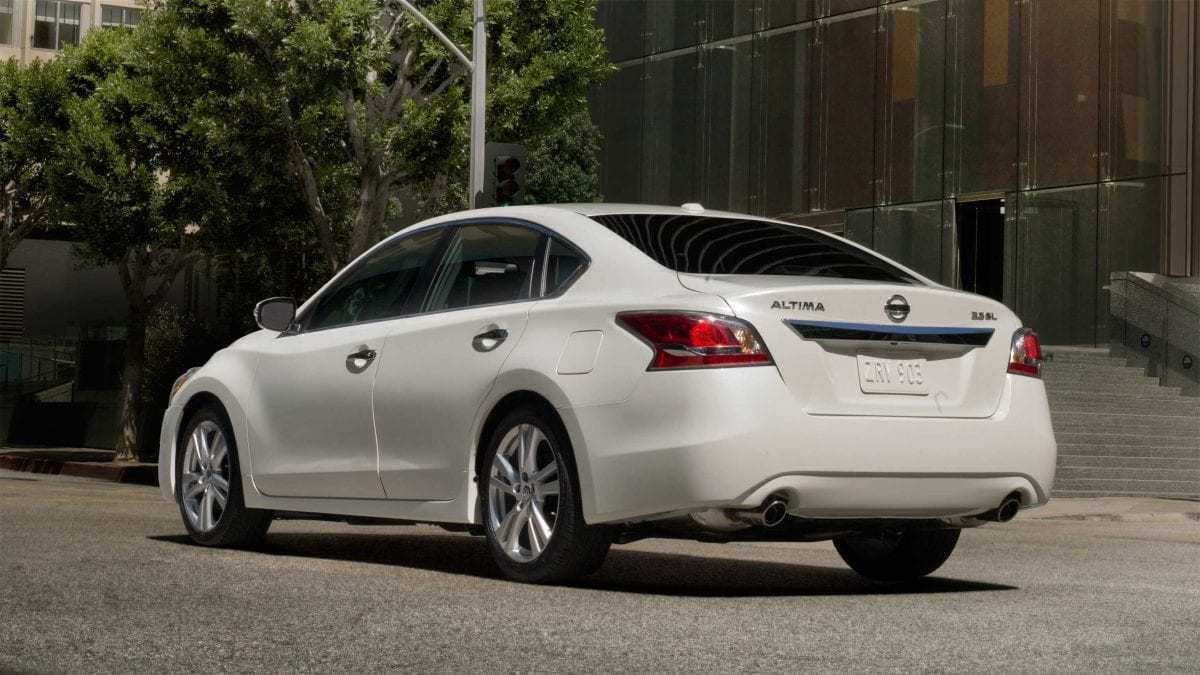 55 A 2013 Nissan Altima Sedan Release Date And Concept