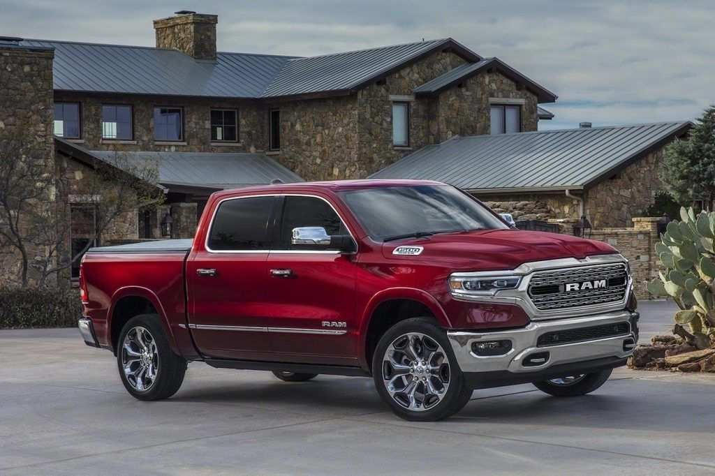 55 A New 2019 Dodge Ram 4X4 Specs Redesign