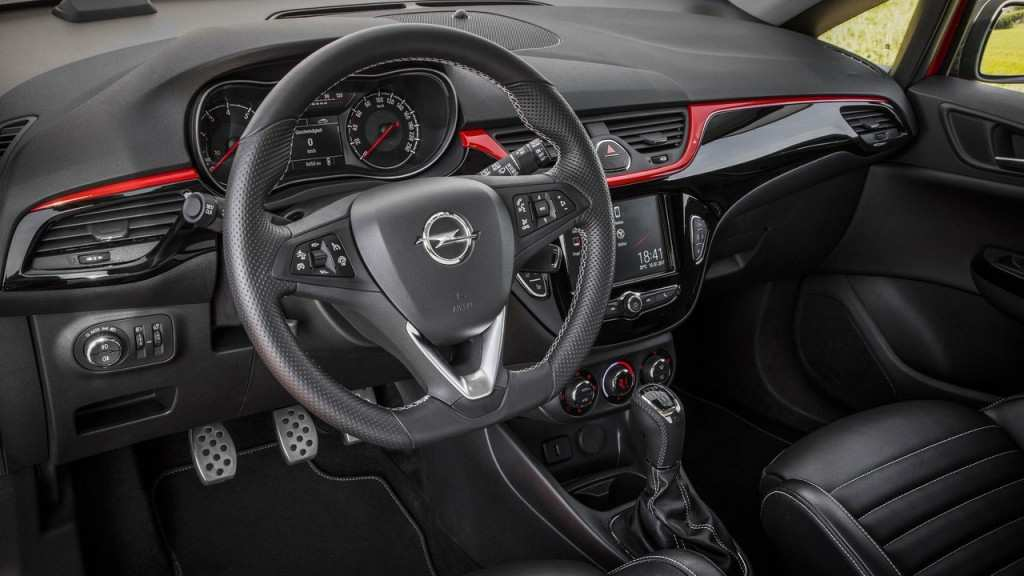 55 A Opel Corsa 2020 Interior New Review