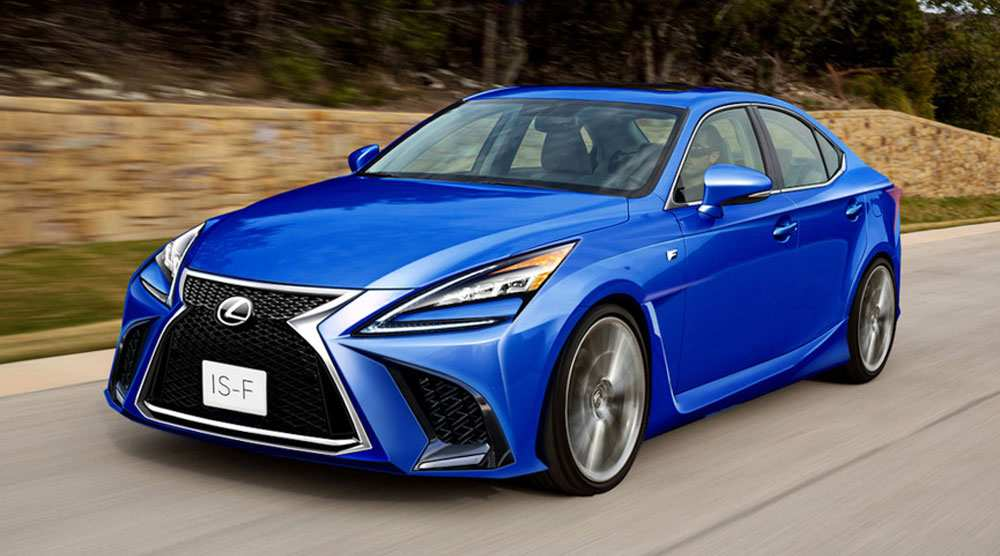 55 All New Lexus Is 2020 Release Date And Concept