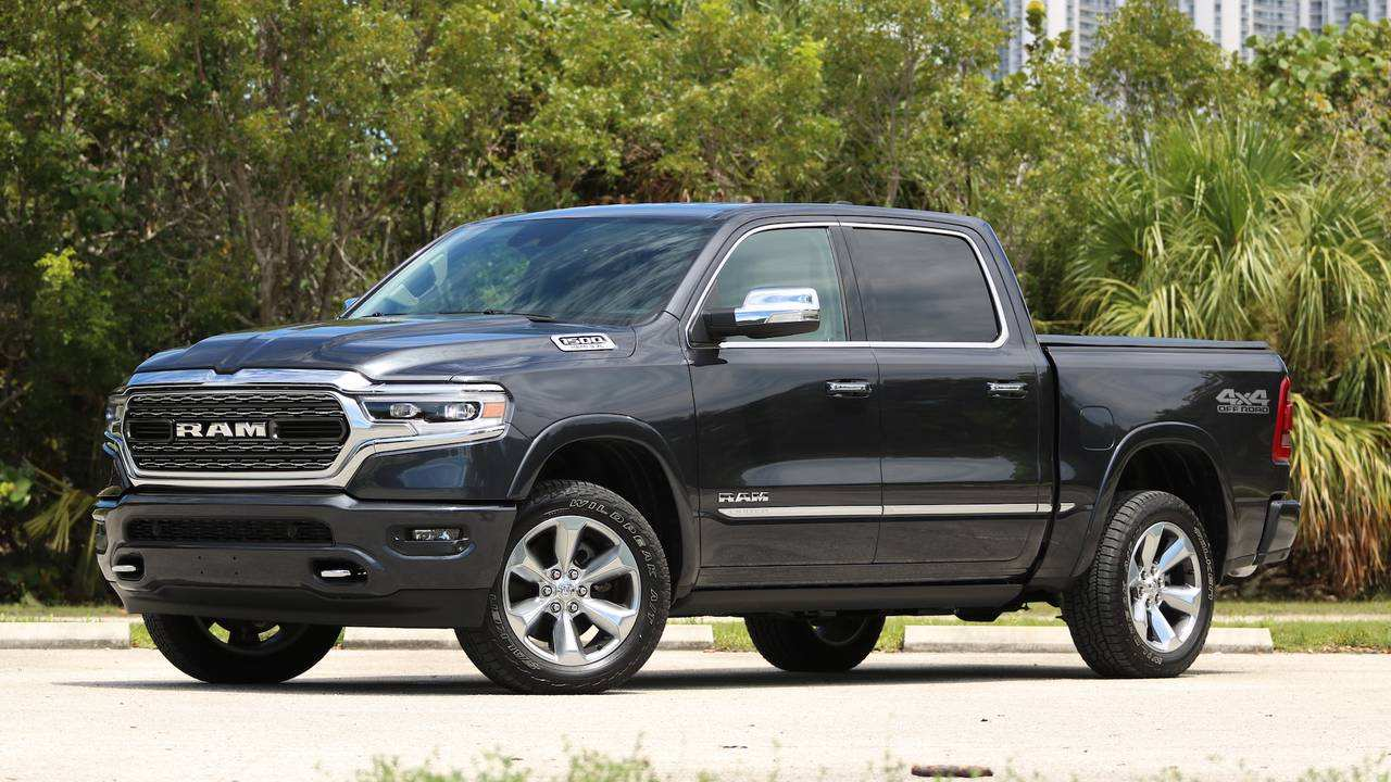 55 All New New 2019 Dodge Ram 4X4 Specs Research New