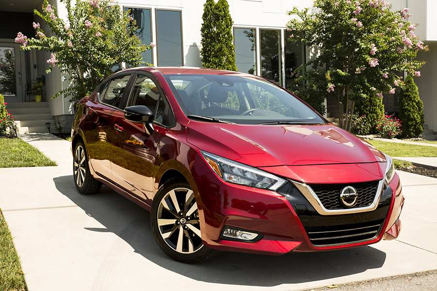 55 All New Nissan Versa 2020 Mexico Pictures