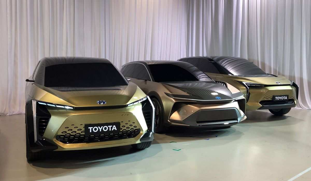 55 All New Toyota Ev 2020 Pricing