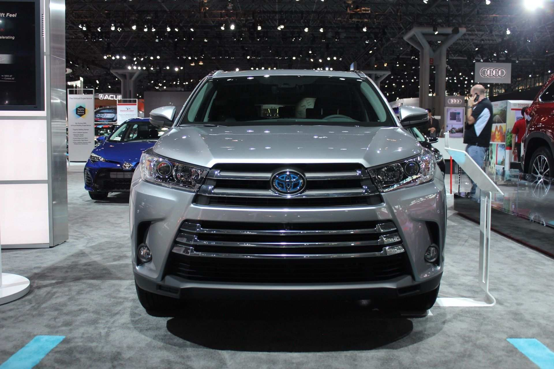 55 Best The Toyota Highlander 2019 Redesign Concept Wallpaper
