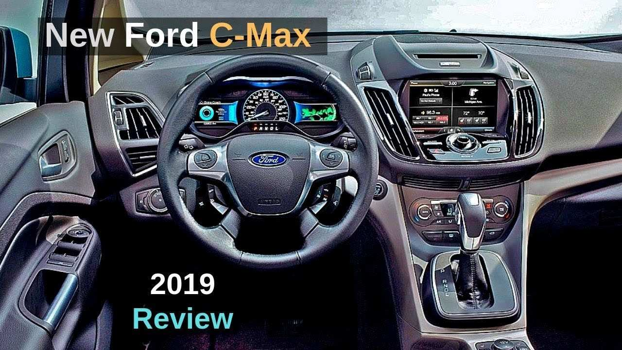 55 The 2019 Ford C Max Exterior And Interior