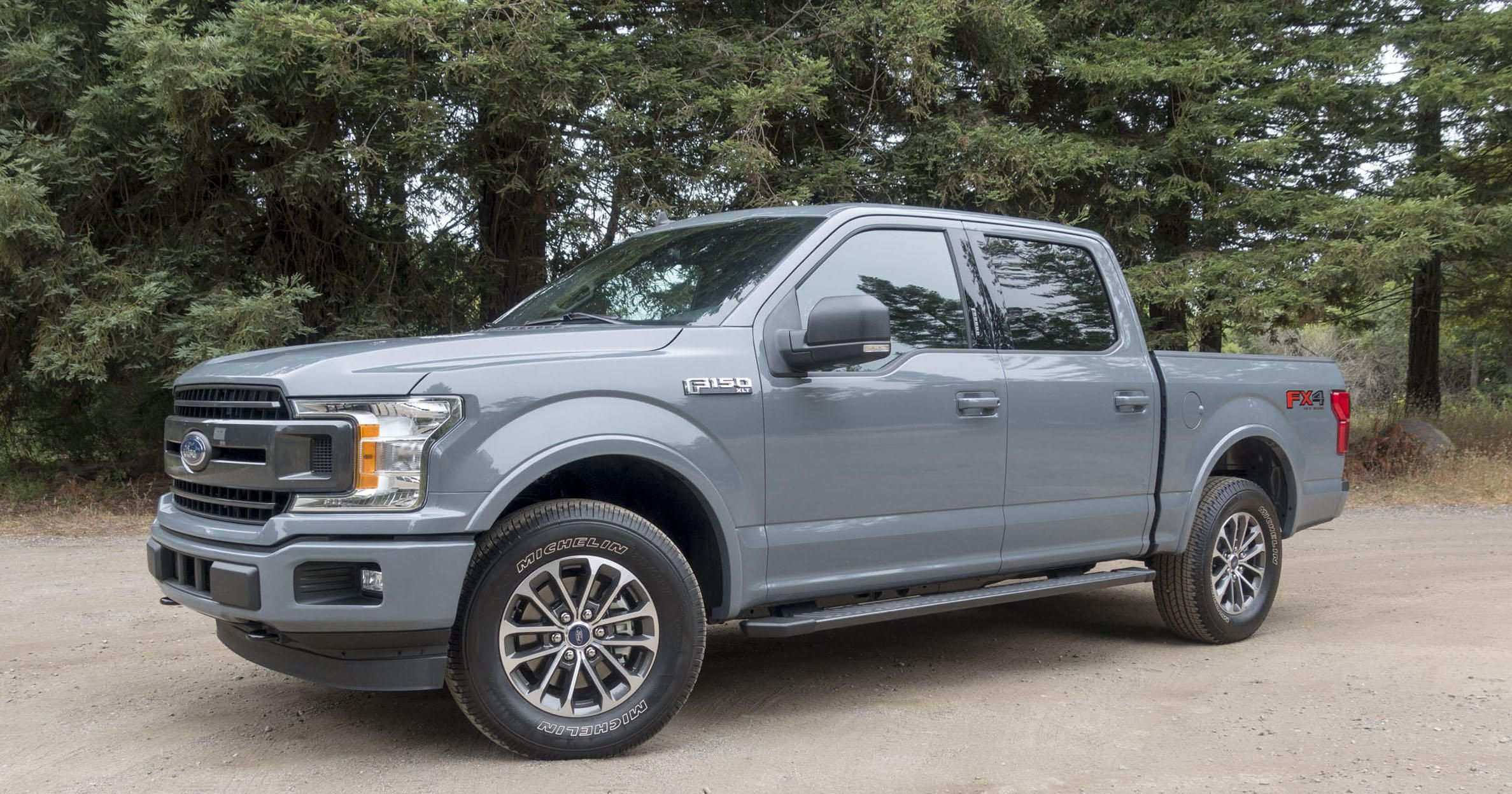 55 The 2019 Ford F 150 Release Date