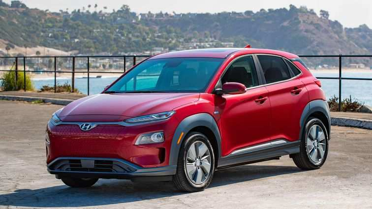 55 The Best Hyundai Electric Car 2020 Images
