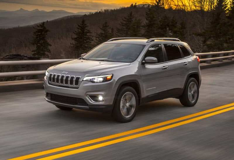 55 The Jeep 2020 Lineup Release Date