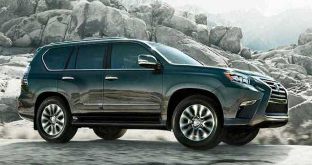 55 The Lexus 2019 Gx Redesign First Drive Release Date and Concept