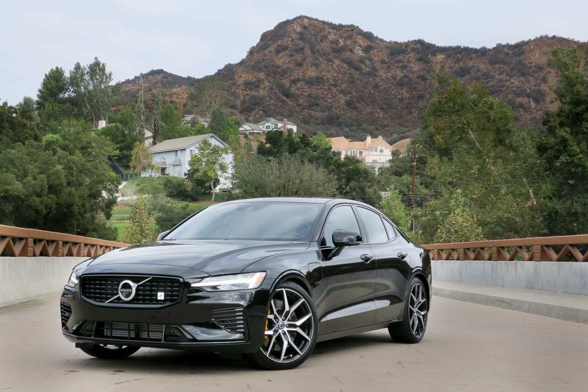 55 The Volvo S60 Polestar 2019 Spesification