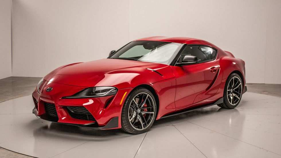 56 All New Pictures Of The 2020 Toyota Supra Exterior And Interior