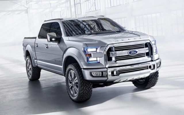 56 New 2020 Ford F150 Atlas Wallpaper