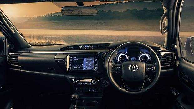 56 New The Toyota Legend 50 2019 New Interior Ratings