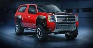 56 The 2019 Chevrolet Blazer K 5 Images