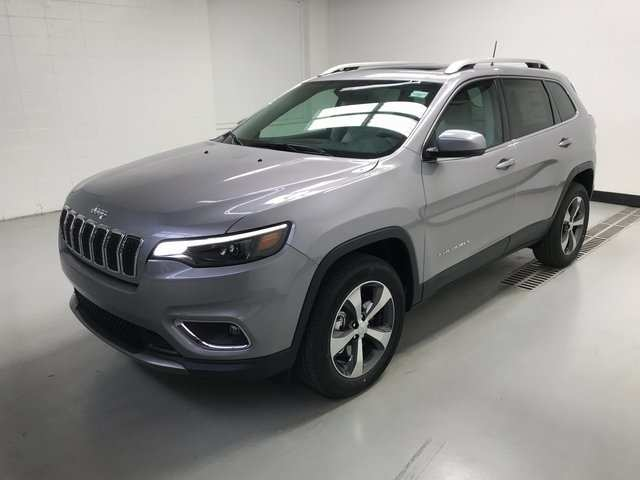 57 A Jeep Cherokee Limited 2020 First Drive