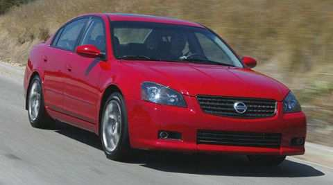 57 All New Nissan Altima Se R New Model And Performance