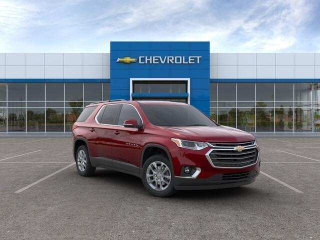 57 New Chevrolet Traverse 2020 Release Date