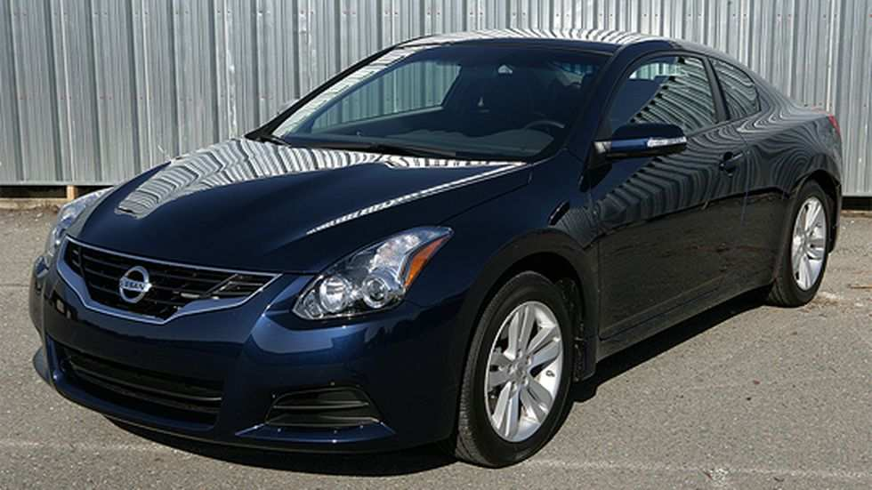 57 The 2010 Nissan Altima Coupe Research New