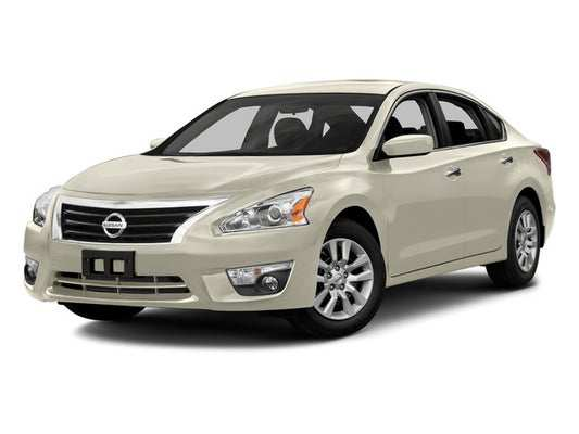 57 The 2015 Nissan Altima Performance
