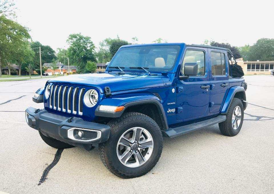 57 The Jeep Wrangler 2020 Hybrid Price And Review