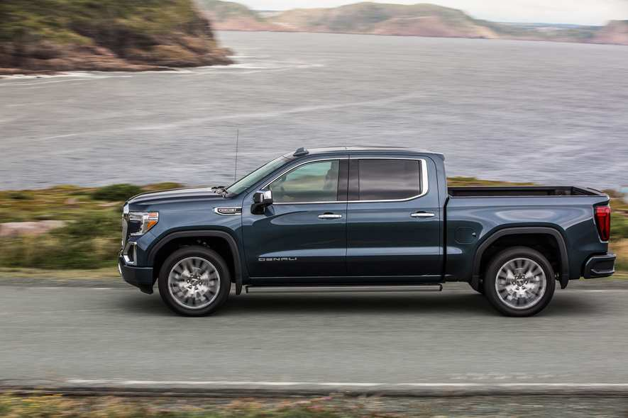 58 A 2020 Gmc Sierra Mpg Price And Release Date
