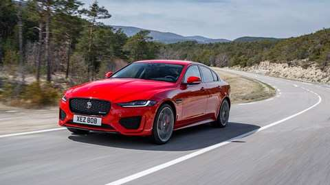 58 All New Jaguar Xe 2020 Uk Wallpaper