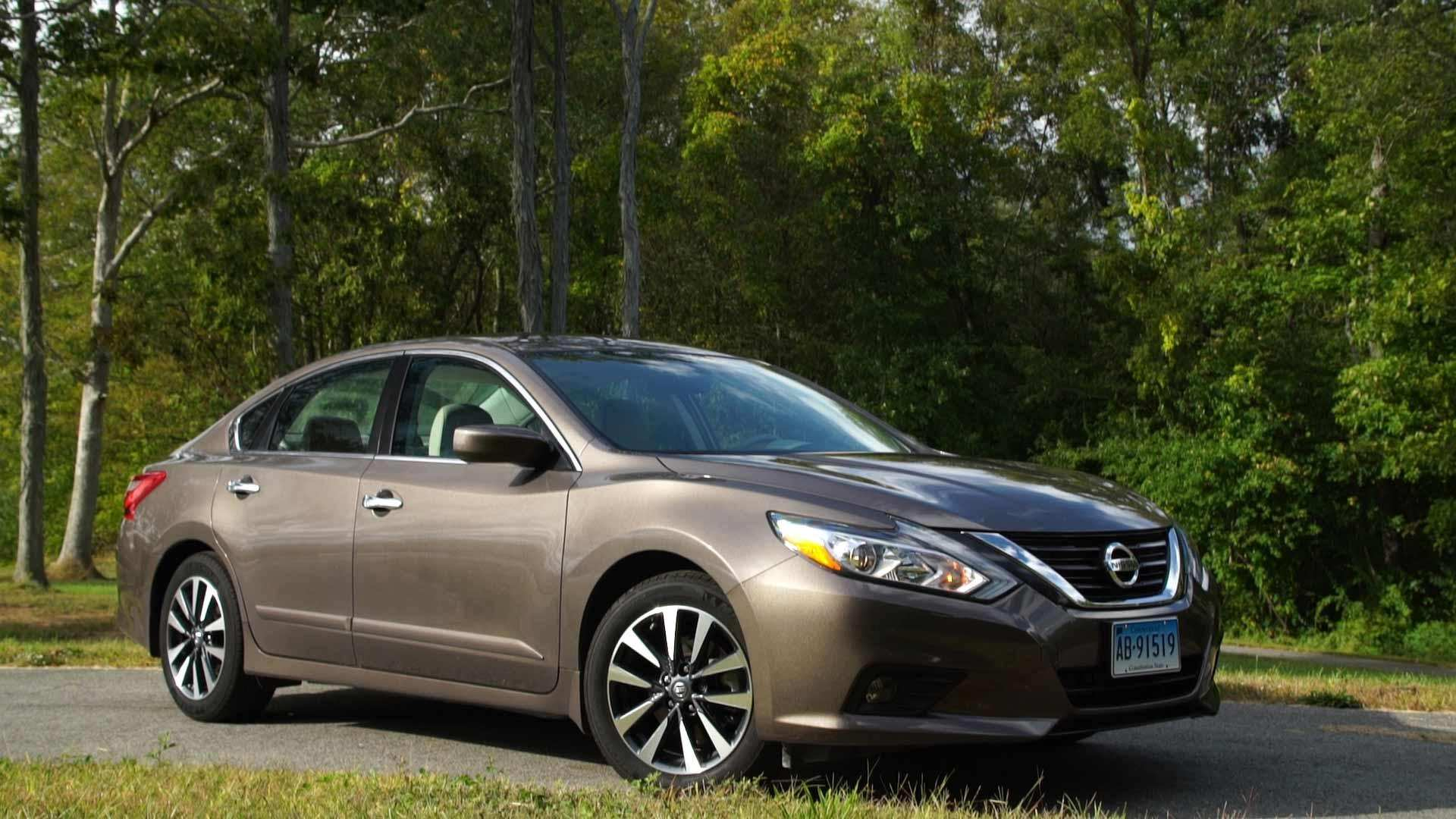 58 The 2018 Nissan Altima Reviews Pricing