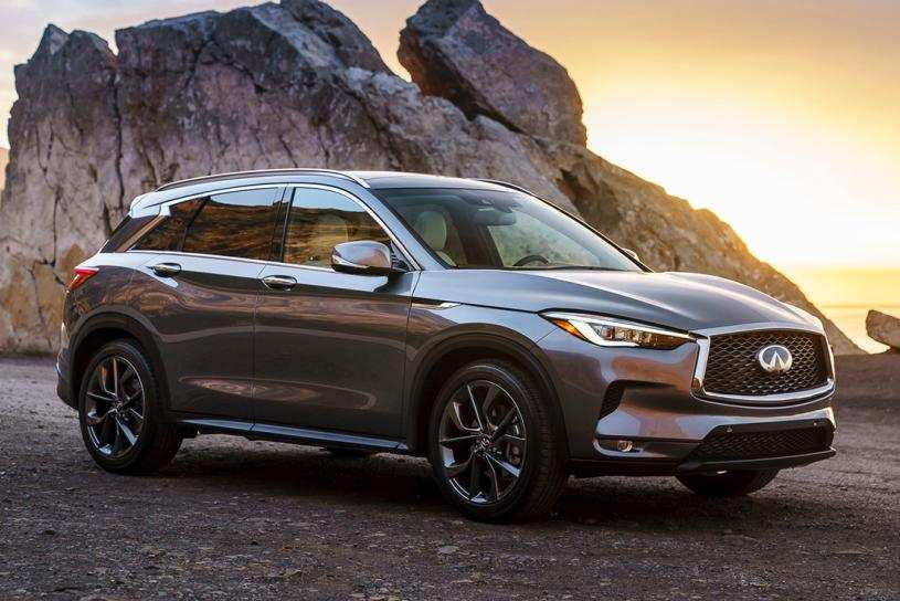 58 The 2019 Infiniti Qx50 Weight Wallpaper