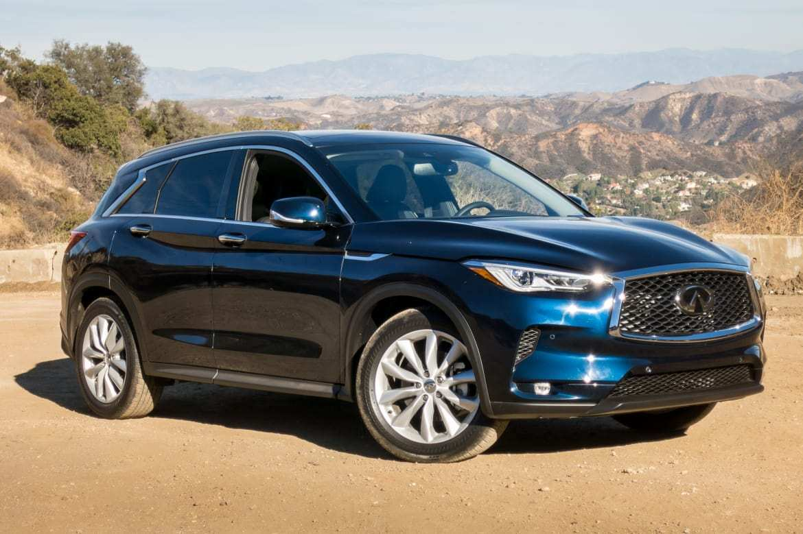 58 The Best New 2019 Infiniti Qx50 Horsepower Review First Drive